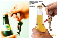 10pcs/lot New bottle opener Steel Key Keychain Ring Beer Cola Can Tools wholesale suck uk, free shipping