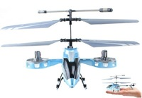 Free shipping V929  2.4 G beetles 4 axis UFO flying remote control plane model aircraft with the remote control