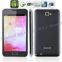 Star N8000 New and improved MTK6575 3G Android 4.0 Smartphone with 5.0 Inch Capacitive Touchscreen (1GHz ARM CortexTM A9, 5MP)