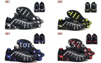 wholesale Men's Shox shoe men's nz O Leven shoe  Athletics sneakers shox original plating nz running shoes TL1 oz r4 TL3