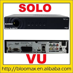 NEW VU+SOLO DVB HD Satellite Receiver STB(Hong Kong)