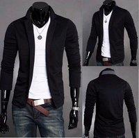 hot sale free shipping 2014 fashion vintage slim men parkas , men coats