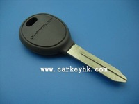 Top quality Chrysler transponder key with ID46 locked chip