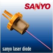 M pin 5.6mm blue -violet laser 405nm 80mw diode SLD3234VL