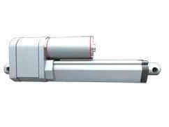 NEW ARRIVAL SELF LOCK 3000N,24V 36v micro linear actuator,thrust 1500N,potentiometercustomized stroke