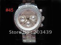 Наручные часы MK watch, MICHAEL watches white with calendar 100% quality guarantee don't miss