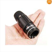 HOT! New Mini Poket Nikula 7x18 mm Zoom Portable Monocular Telescope Binocular, Free Shipping