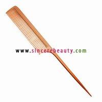 6pcs/lot  High Quality Antistatic Rat Tail Comb,Heat Resistant Rat Tail Comb