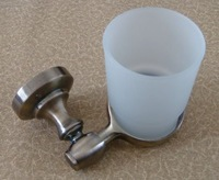 Free shipping! luxury bathroom tumbler holder,cup holder