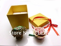Jewelry Sets Display Box Necklace Earrings Ring Box Jewelry Packaging Gift Box No Retail, Sold with Jewelry Metal Box Together