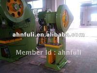 10 ton c-frame fixed table sheet metal punching machine (J21-10)