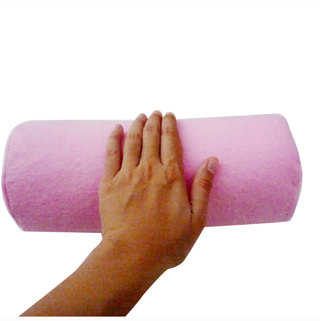 Big discount Hand rest towel pillow hand pad nail art comfortable ! promotional sales(China (Mainland))