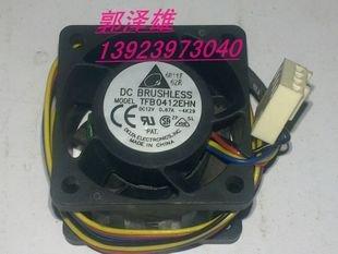 Delta TFB0412EHN 12V 0.87A 4028 4 line super violent double ball server fan(China (Mainland))