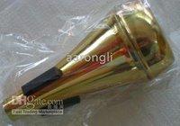 lightweight Silver brass trumpet mute