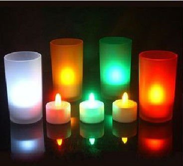 Manufacturer selling light candle high quality low price light candle 20pcs/lot Free shipping!!! A010(China (Mainland))