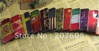 New Retro KEEP CALM UK British Flag Hard Back Cover Skin Case For iPhone 4 4G 4S  40pcs/lot