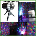 Wholesale 10pcs/lot Novelty Light YC-688 E27 3W AC 85-265V RGB Light LED STAGE Light for XMAS Decoration,Bar,Disco,KTV,Festival