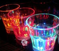 Wholesale LED colorful flash bar flash supplies of beer, beverage cup