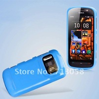 Free shipping 1pcs  tpu case cover for Nokia 808 Pureview  with excellent quality different colours