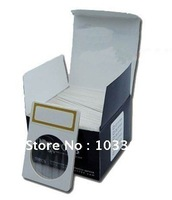exquisite label cardboard coin holder flips  paper clip for coin 50pcs/pack freeshipping