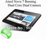 Pre-Sale Ainol Novo 7 Fire/Flame IPS Screen Dual Core Dual Cameras 1GB 16GB Tablet PC