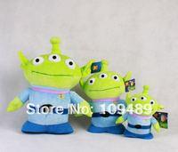 "Free EMS shipping High Quality Soft Plush 30pcs/lot 8"" Toy Story Alien Plush Dolls Soft Toy New Wholesale Xmas/christmas gifts"