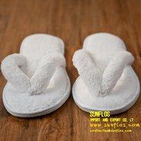 Coral fleece fabrics Slipper,5 star international hotel,hotel disposable,LOGO OEM customized,Factry directly