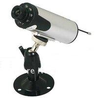 2.4G 4CH Mini Wireless Color Night Vision CCTV IR Camera 2.4Ghz cam 4 channels