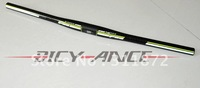 FS MTB bike flat handlebar / Carbon fibre handlebar / bicycle flat handlebar  31.8*600/620/640/660/680mm Green label