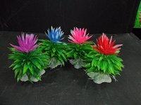 Free shipping 10pcs/bag flower multicolor aquarium plants