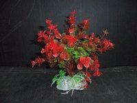 Free shipping 10pcs/bag 14CM artificial aquarium plants