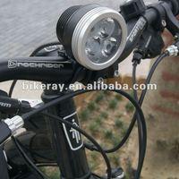 Free shipping 30W 3000lumens waterproof and wireless Bikeray led  cycle front light