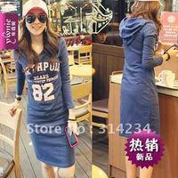 Женские толстовки и Кофты Plus size woman autumn cotton hoodies outerwear long-sleeve sweatshirts XL to XXXXL