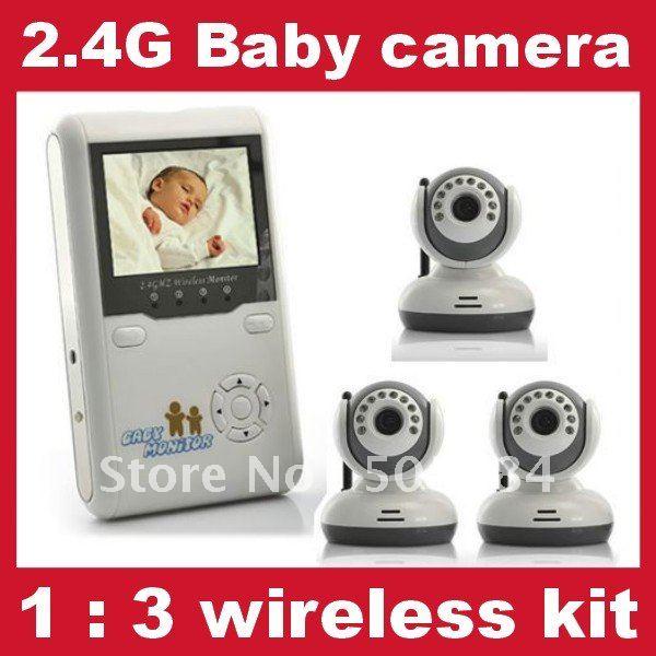 multi camera baby monitor. Black Bedroom Furniture Sets. Home Design Ideas