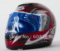 Free shipping! Wholesale Eternal racing motorcycle helmet / full helmet YH-B98 with the anti-fog lens B