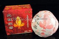 """2008 Xiaguan """" Da Li"""" Raw Pu Er Tuo-100g/tuo"""