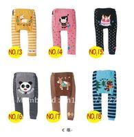 Hot sale 18 pcs BUSHA Baby Pants Baby Clothing Leggings Cotton PP Pants Baby Pant Kids' Legging 47 designs