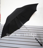 Wholesale automatic crutch Umbrella / elderly umbrella / long umbrella