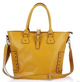 Free Shipping 2013 Autumn Latest Genuine Leather Handbags Totes Wholesale New Fashion Women Handbag Shoulder Bags.(China (Mainland))