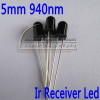 wholesale 1000pcs/lot 5mm LED Infrared receiver 940NM IR Led Diodes