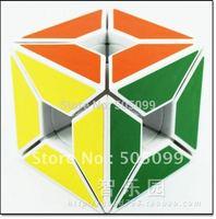 Free shipping of LanLan Edge Only Void magic Cube Black