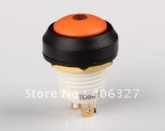 12mm LED illuminated waterproof push button latch(China (Mainland))