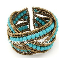 Fashion  Handmade Beaded Beads Bracelet fashion jewelry fashion bangle