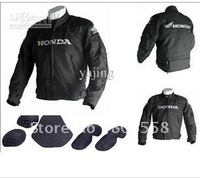 2012 Wholesale - free shipping HONDA D-020 Oxford professional racing Jacket motorcycle Jacket
