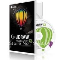 CorelDRAW Graphics Suite X6 - Graphic Design Software
