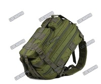 tactical bag military army carry Multifunctional 3P Knapsack Backpack Shoulder Bag green free ship