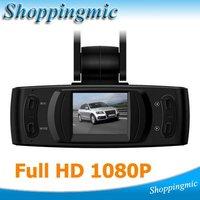 Free shipping 2012 New Full HD 1080P G-sensor resolution Car Dvr camera HDMI vehicle Video Recorder
