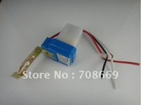 10PCS Auto On Off Light Switch Photo Control Sensor for DC12V or AC12V