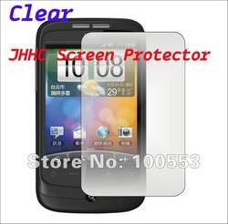 Low Haze Clear JHHC Screen Protector for HTC wildfire G8(China (Mainland))