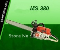 High quality Chinese 72cc ms 380 chainsaw complete